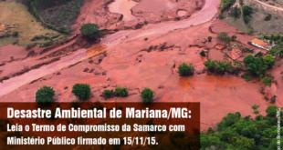 Desastre Ambiental de Mariana
